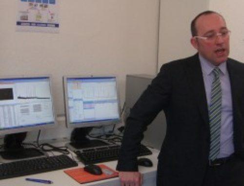 Inaugurazione laboratorio Pharmadiagen con la piattaforma Sequenom