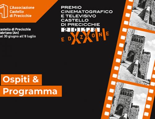 Programma Premio Cinematografico e Televisivo Castello di Precicchie