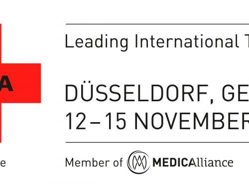 Diatech a MEDICA 2018, la principale fiera internazionale per il settore medico, a Düsseldorf