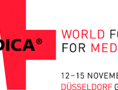 Meet us at Medica 2018