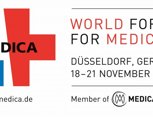 Request an appointment for Medica 2019!