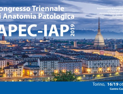 16/19 Ottobre 2019 – Vieni a trovarci al Congresso Triennale SIAPEC 2019!