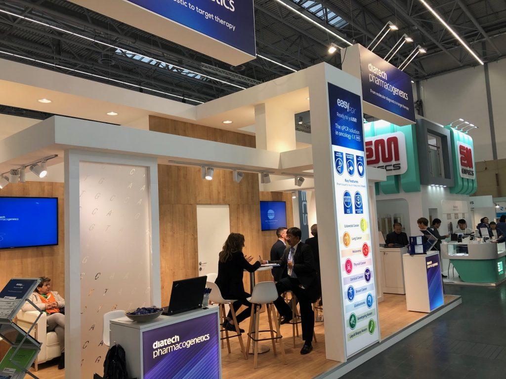 Diatech Booth