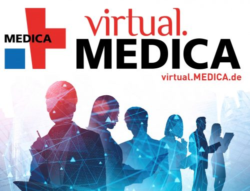 Join us at Medica Virtual from 16 to 19 November